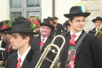 Andreas Hofer Feier in Mantua