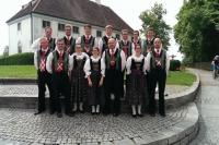 Ausflug nach Inning und zum Kloster Andechs