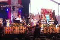 Bezirksmusikfest in Dalaas