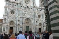Fahrt nach Florenz