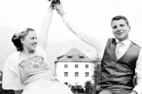 Hochzeit Cäcilia und Johannes