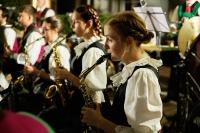 Konzert am Musterplatz mit Jugendkapelle, Böhmischer, Holzbläserensemble, Blechbläserensemble