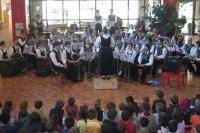 Konzert in der Goetheschule und Volksschule Rodolf Stolz (Haslach)