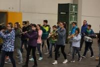 Marschierprobe für Jungsmusikanten (organisiert vom VSM-Bezirk Bozen)