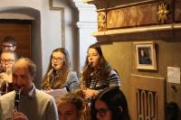 Messegestaltung der Jugendkapelle in Rentsch und Bozner Boden