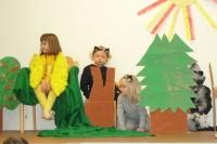 """Projekt """"Peter und der Wolf"""" - Haslach"""