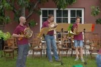 Schülerkonzert am Nusserhof - 2014