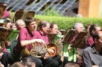 Theater mit Grundschülern (Bremer Stadtmusikanten)